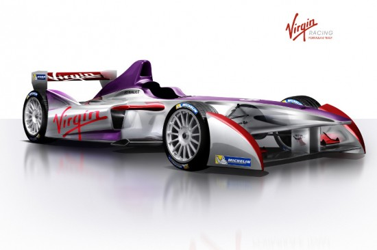 New teams signed up for Formula E