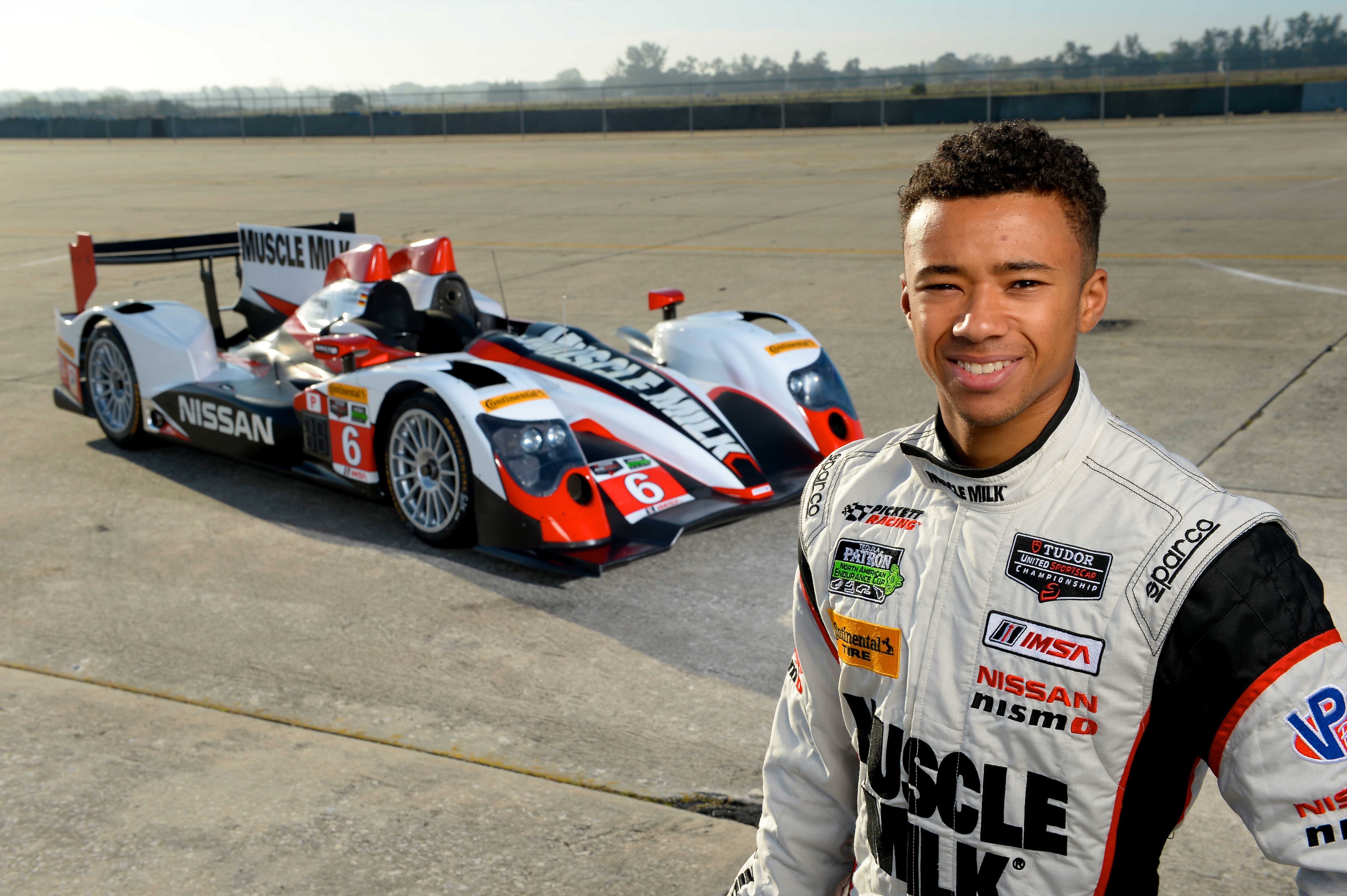 Nissan's gamer ace joins Muscle Milk
