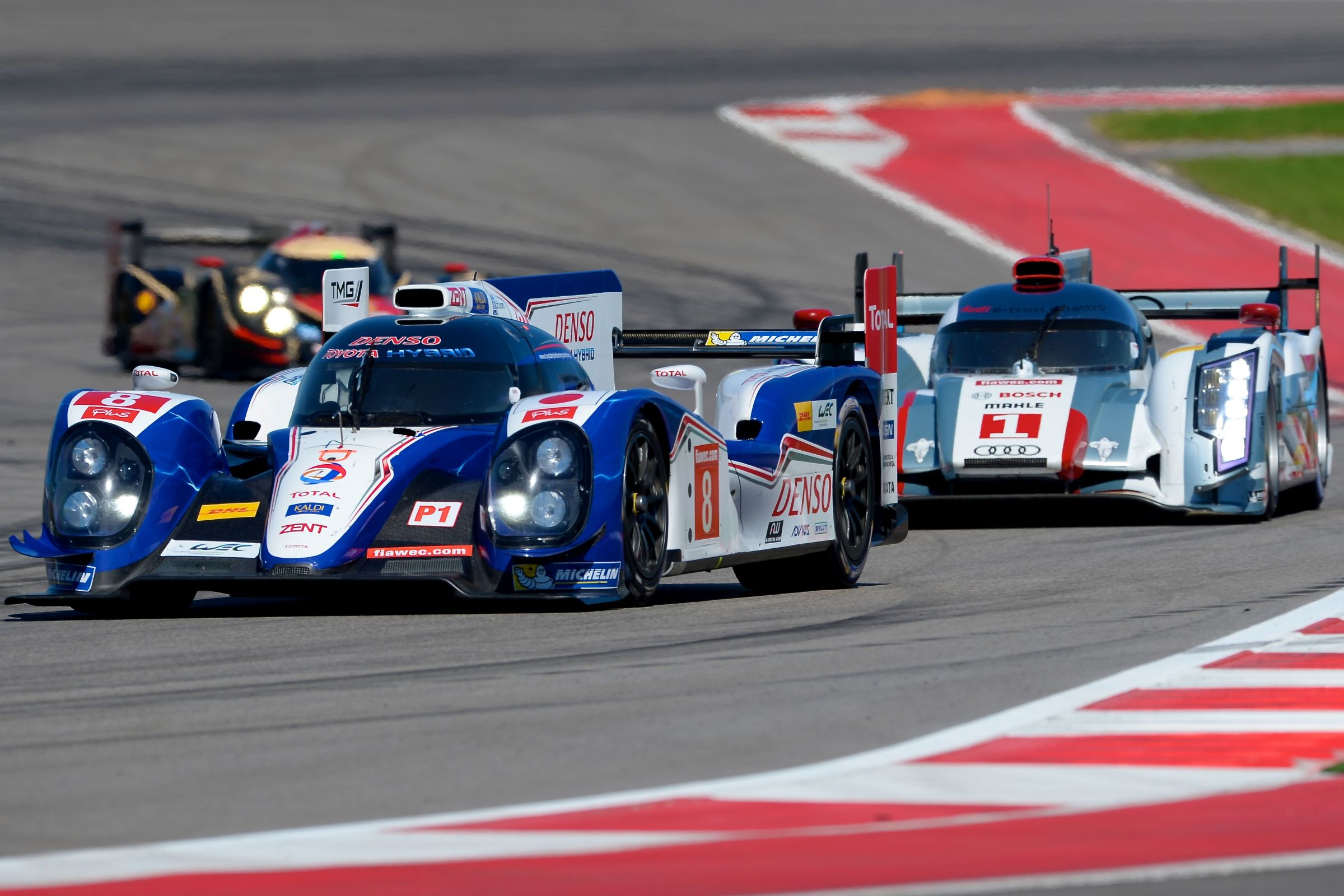 WEC entries announced