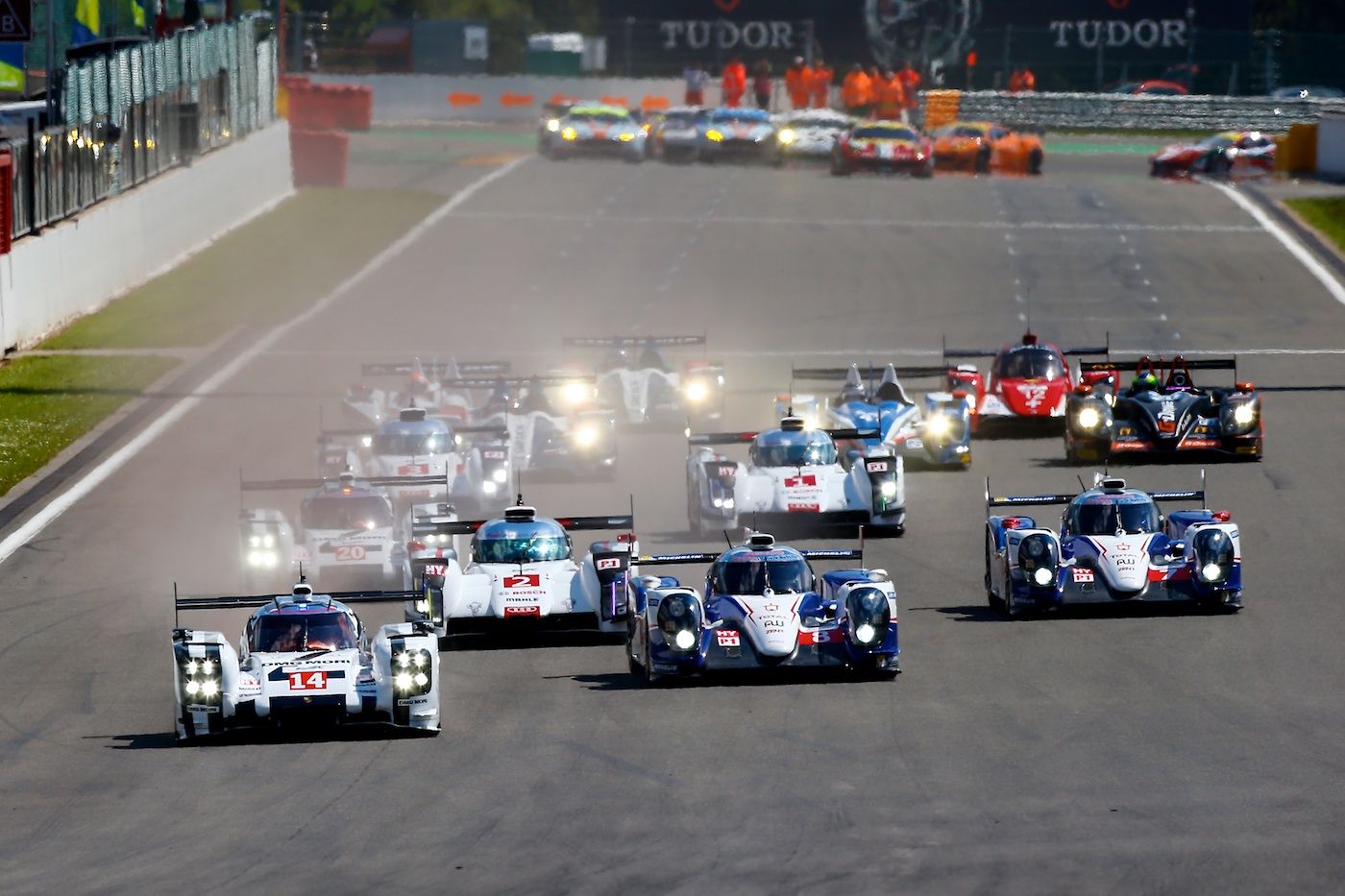WEC Spa-Francorchamps race gallery