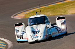Nissan ZEOD RC at Le Mans test day