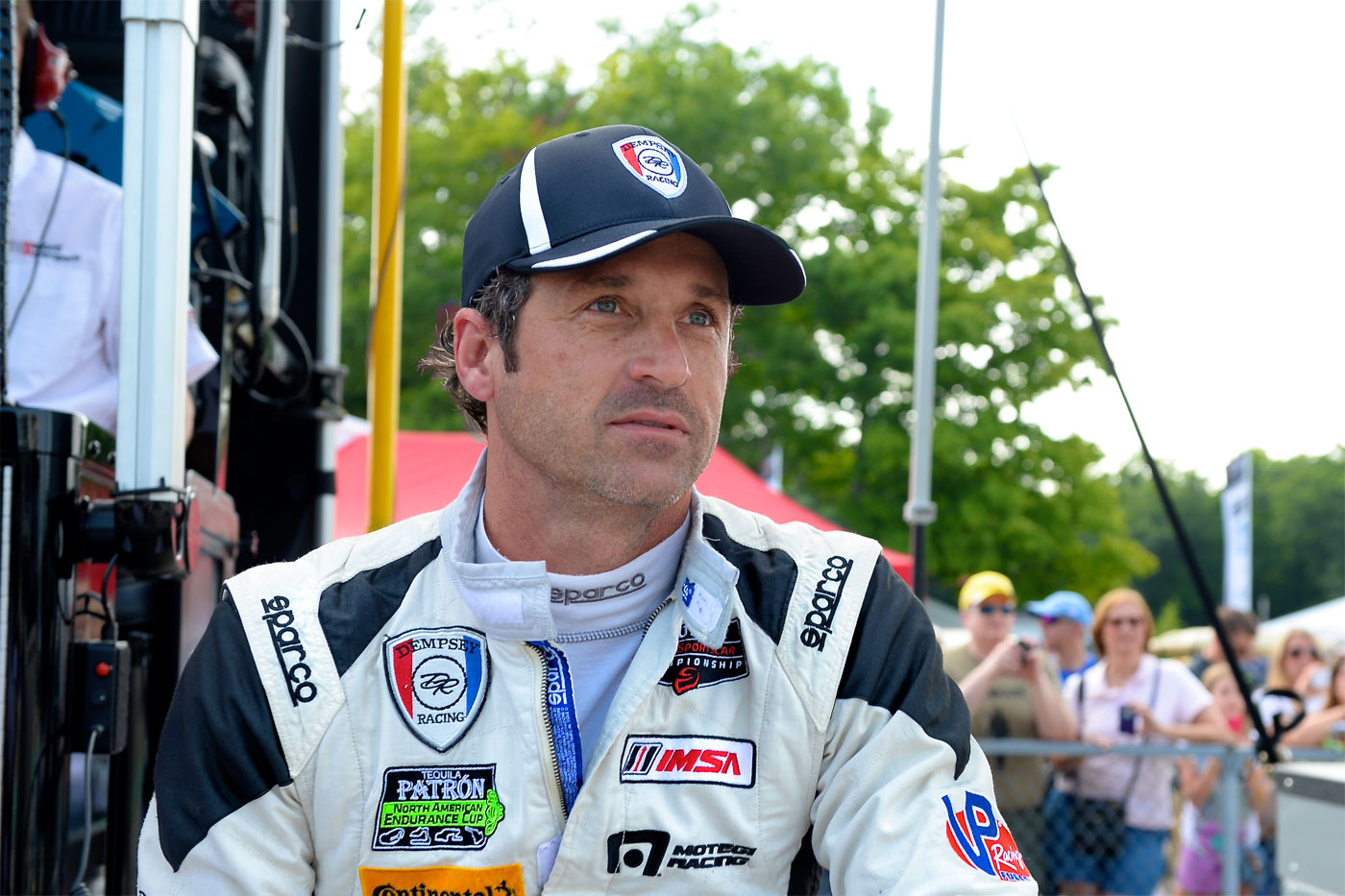 Racing Is Not An Act For Patrick Dempsey