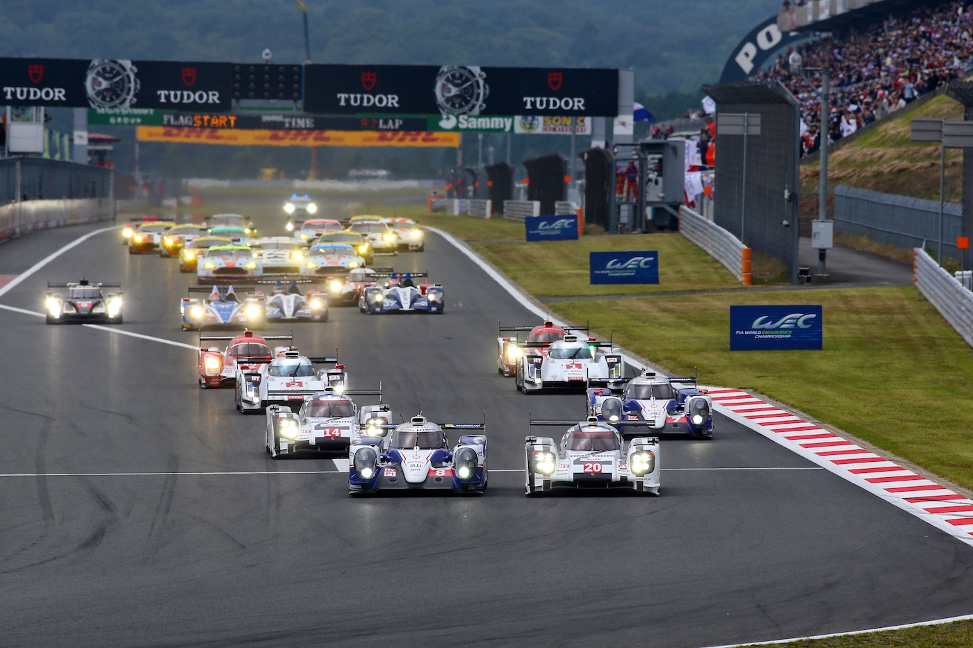 FIA WEC live on FOX Sports