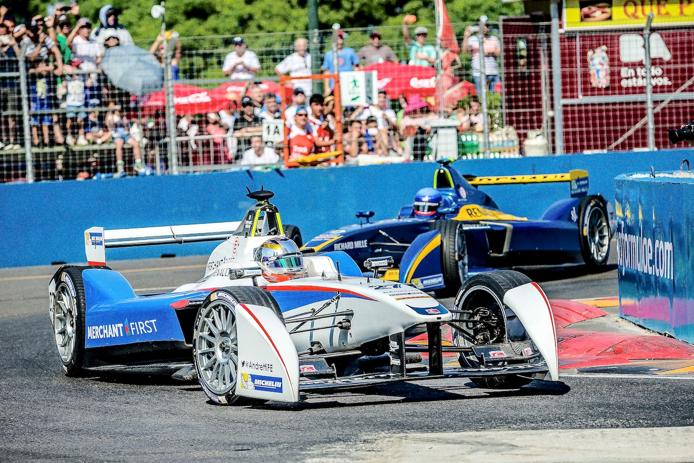 All you need to know about FIA Formula E