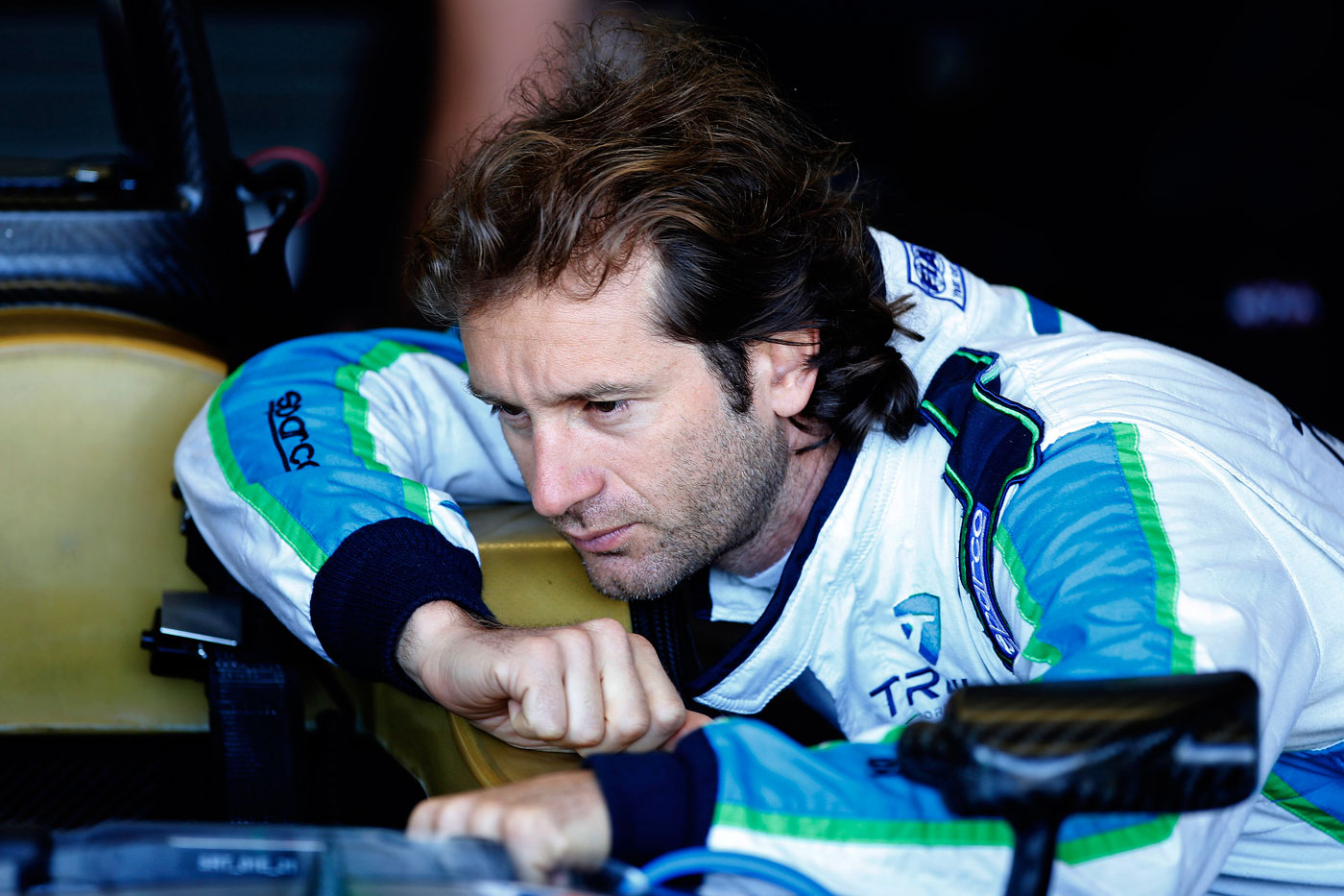 Jarno Trulli mixing driver and team boss duties