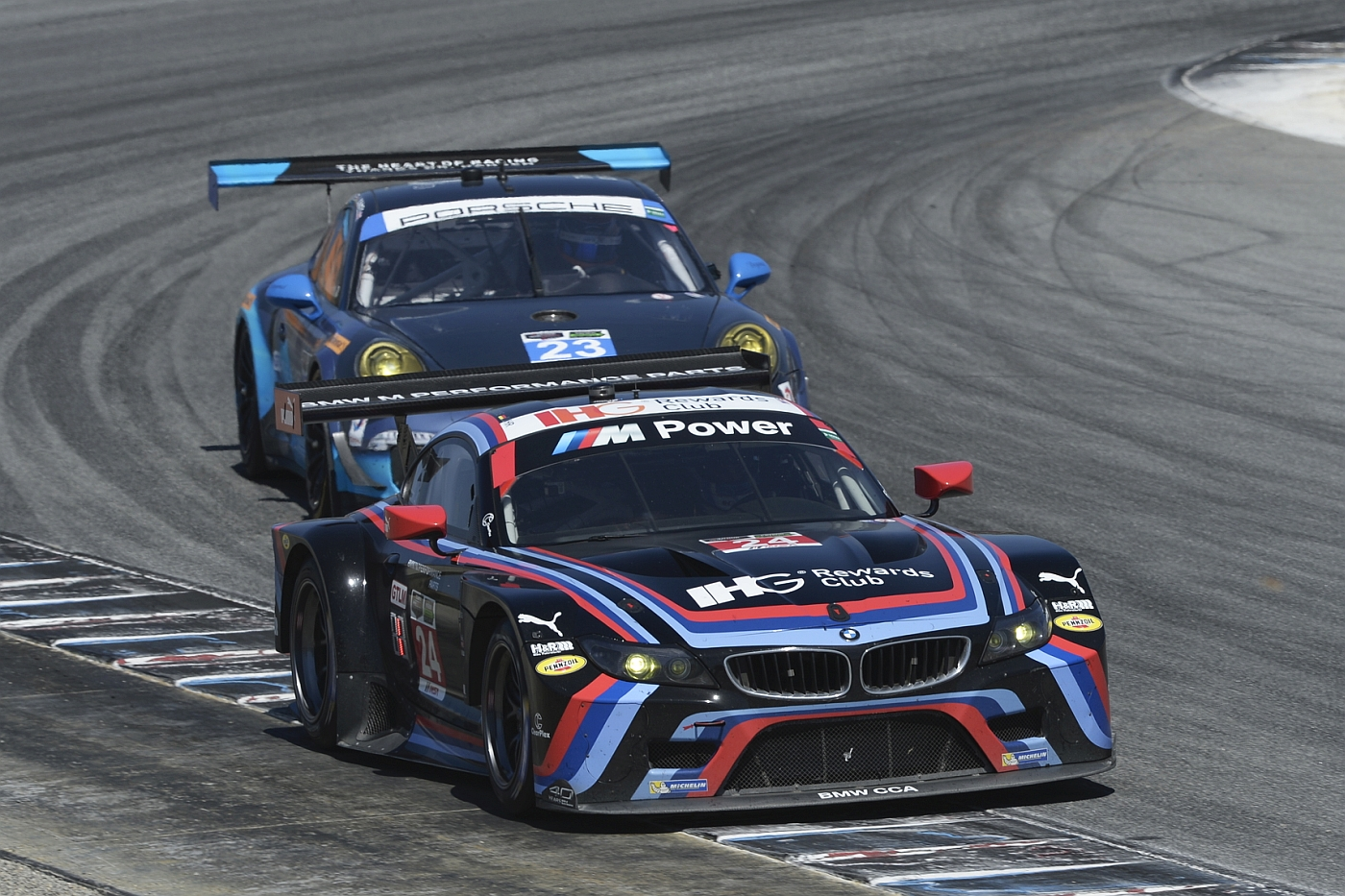 BMW sweeps GTLM with 1-2 finish