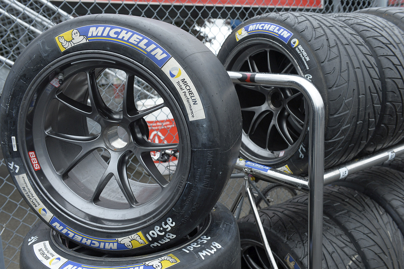 Rain may open door for Michelin GTLM runners