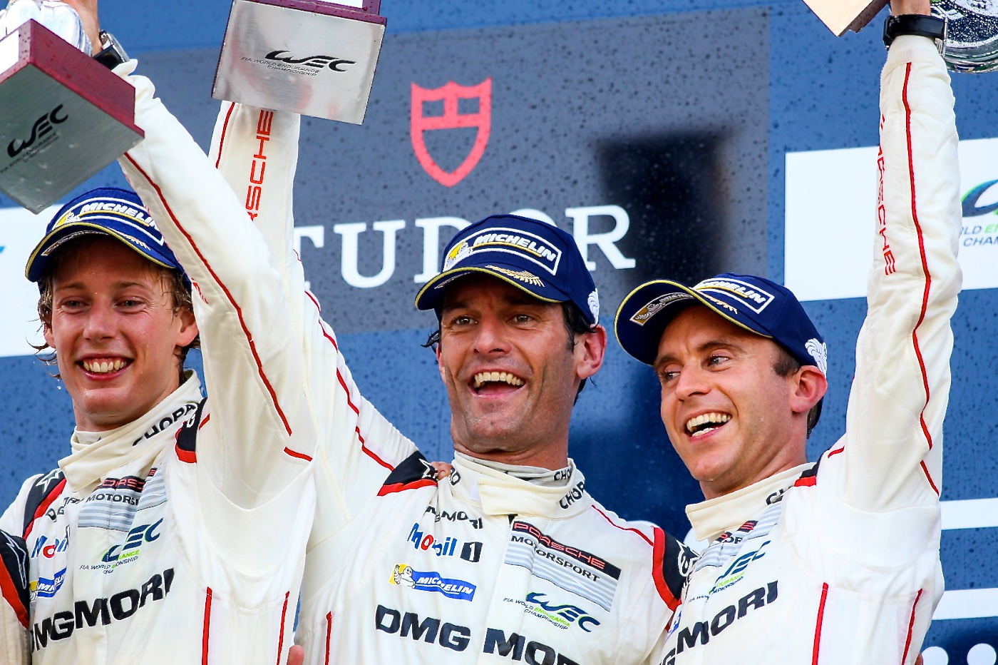 Porsche take 1-2 Nurburgring finish