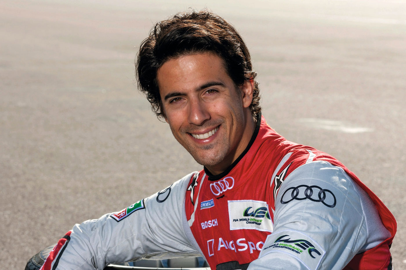 Di Grassi enjoying dual programs