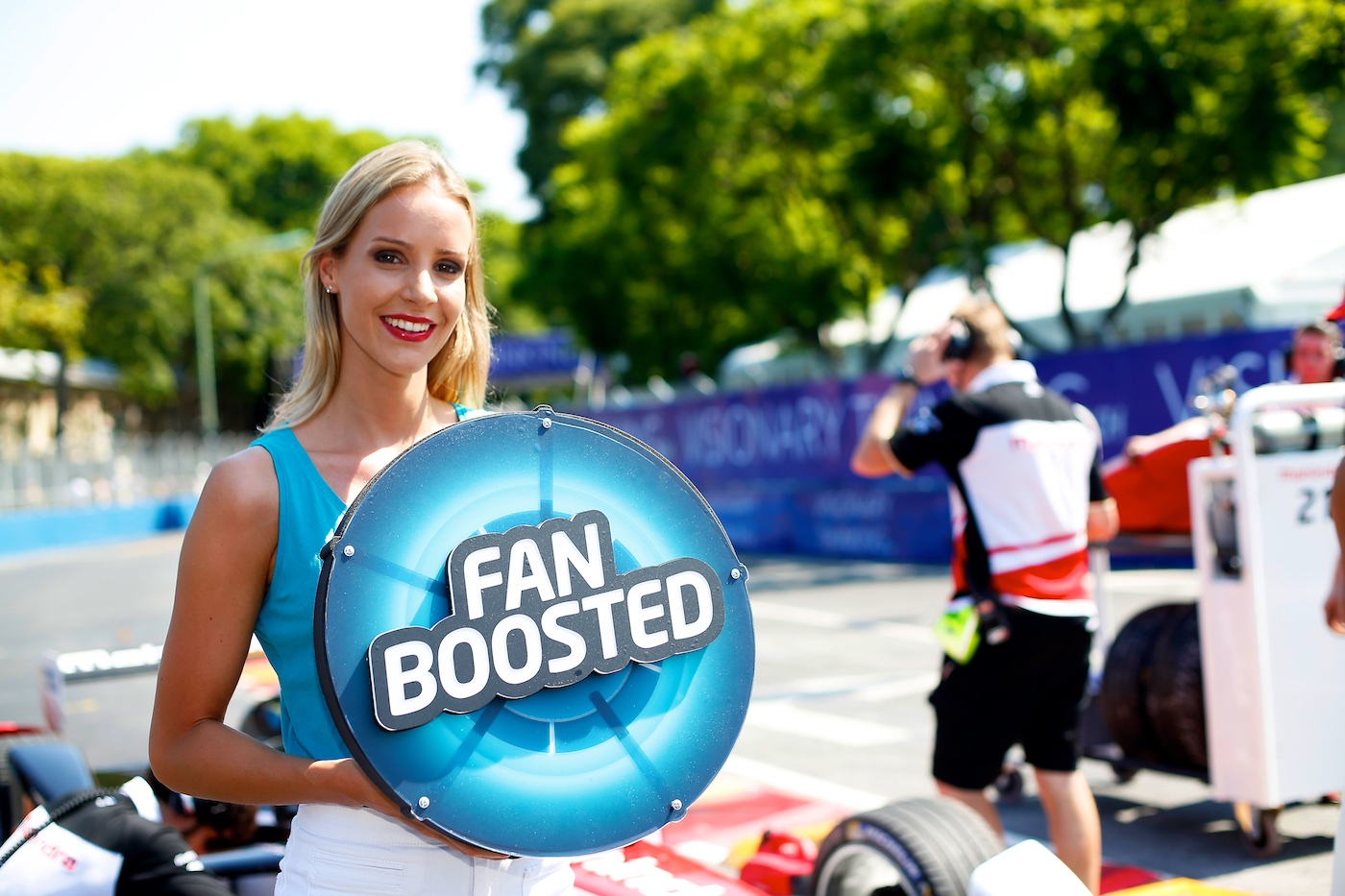 Fan boost to extend into races