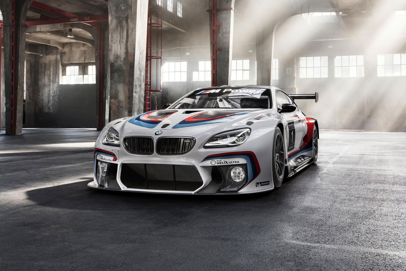 BMW is back in 2016