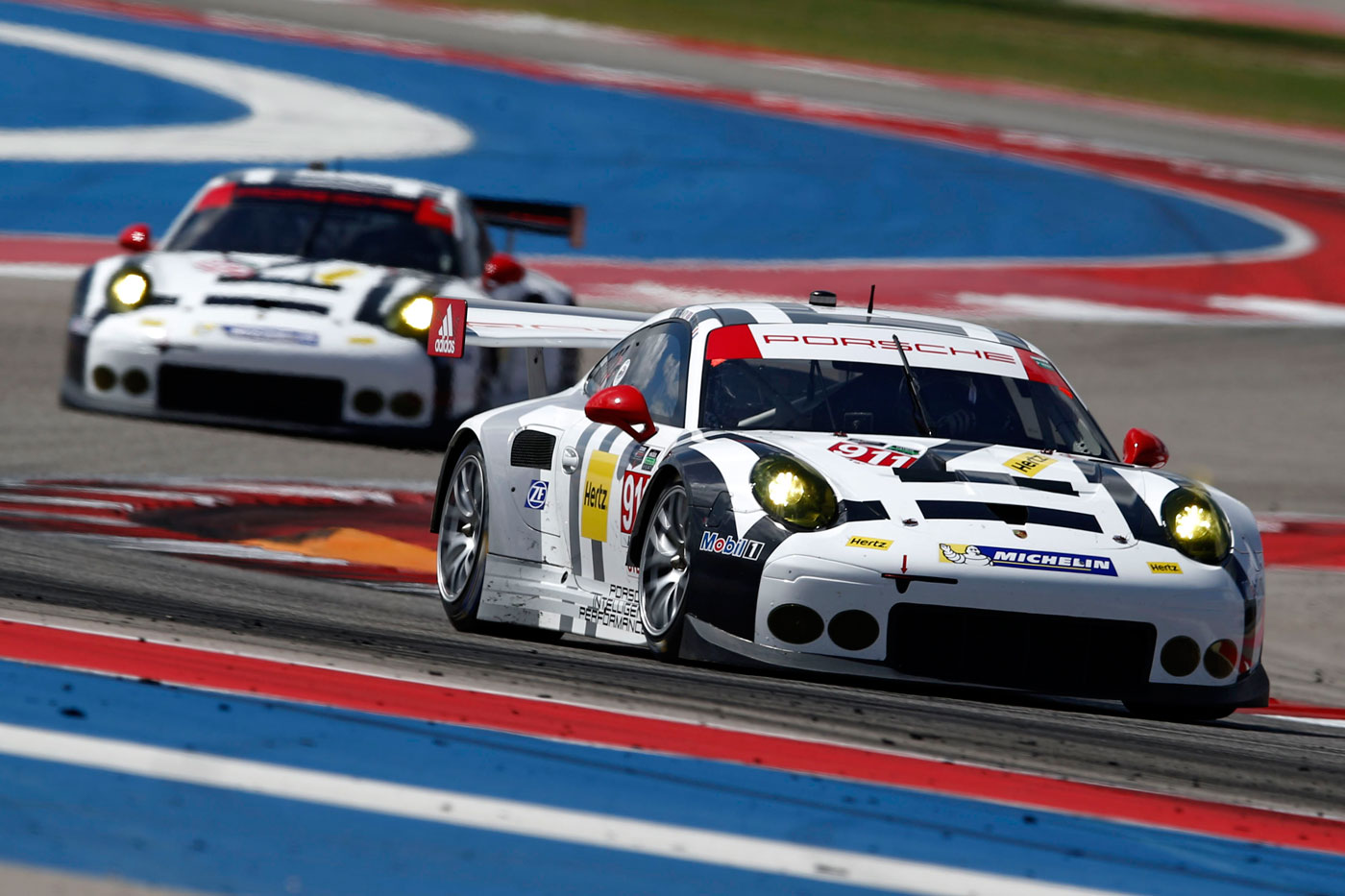 Porsche confirm 2016 return