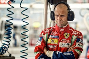 BRUNI Gianmaria (ITA) Ferrari F458 Italia team AF Corse portait ambiance during the 2015 FIA WEC World Endurance Championship, 6 Hours of Bahrain from November 19th to 21th 2015, at International Circuit of Sakhir. Photo Francois Flamand / DPPI