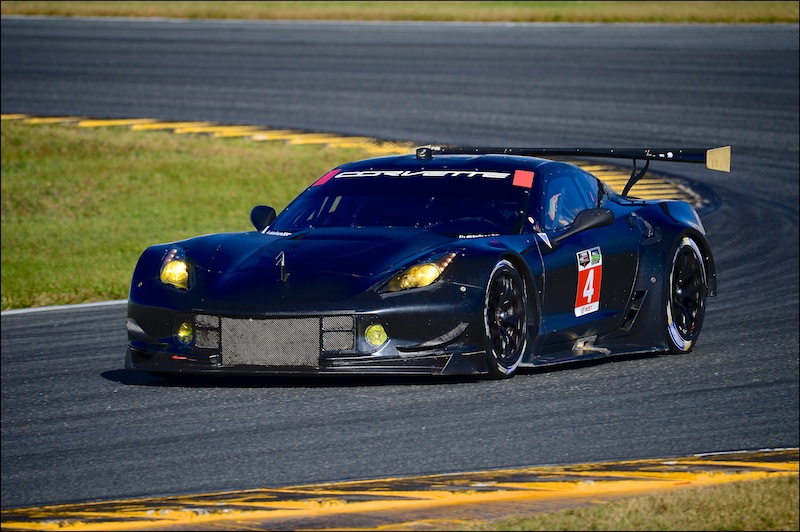 New and old faces at Corvette Racing