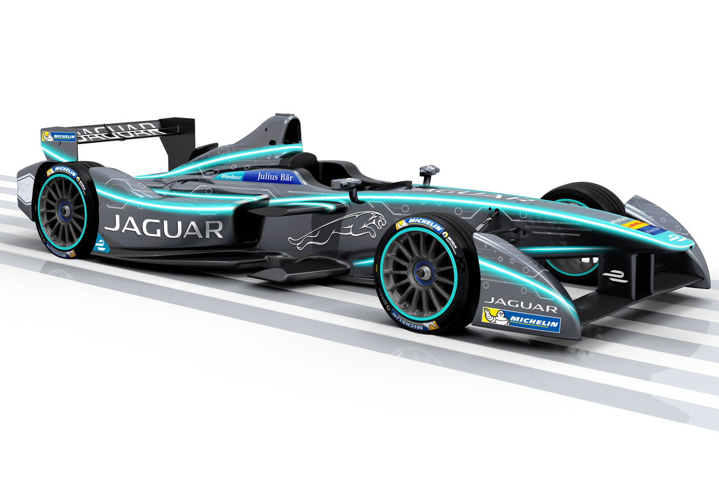 Jaguar to enter FIA Formula E