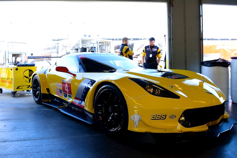 Corvette ready to take on the new guys