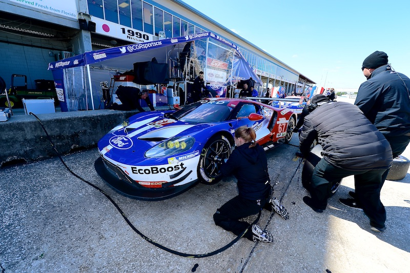 Countdown to Sebring is on