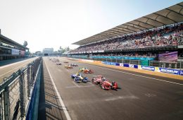 Gallery: FIA Formula E Mexico Race