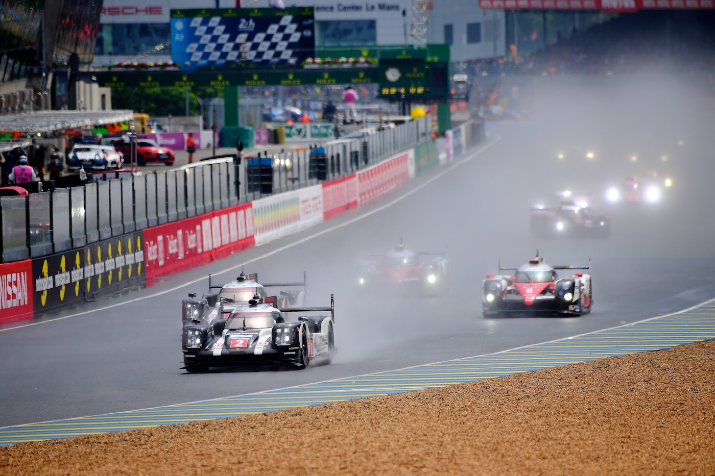 IMSA stars shine at LeMans