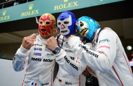 Gallery: Mexico Ready to Race