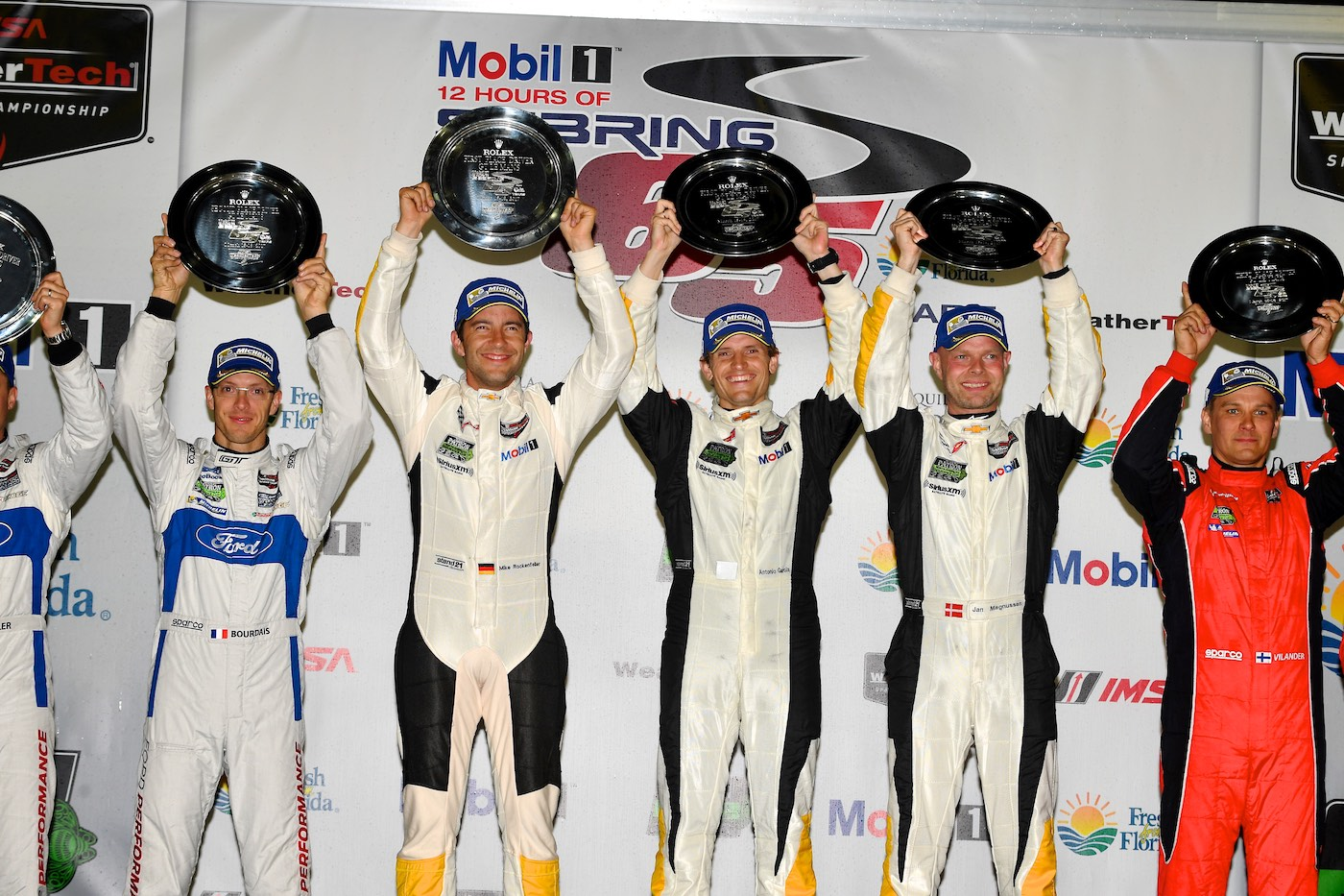Magnussen set for 20th straight Sebring