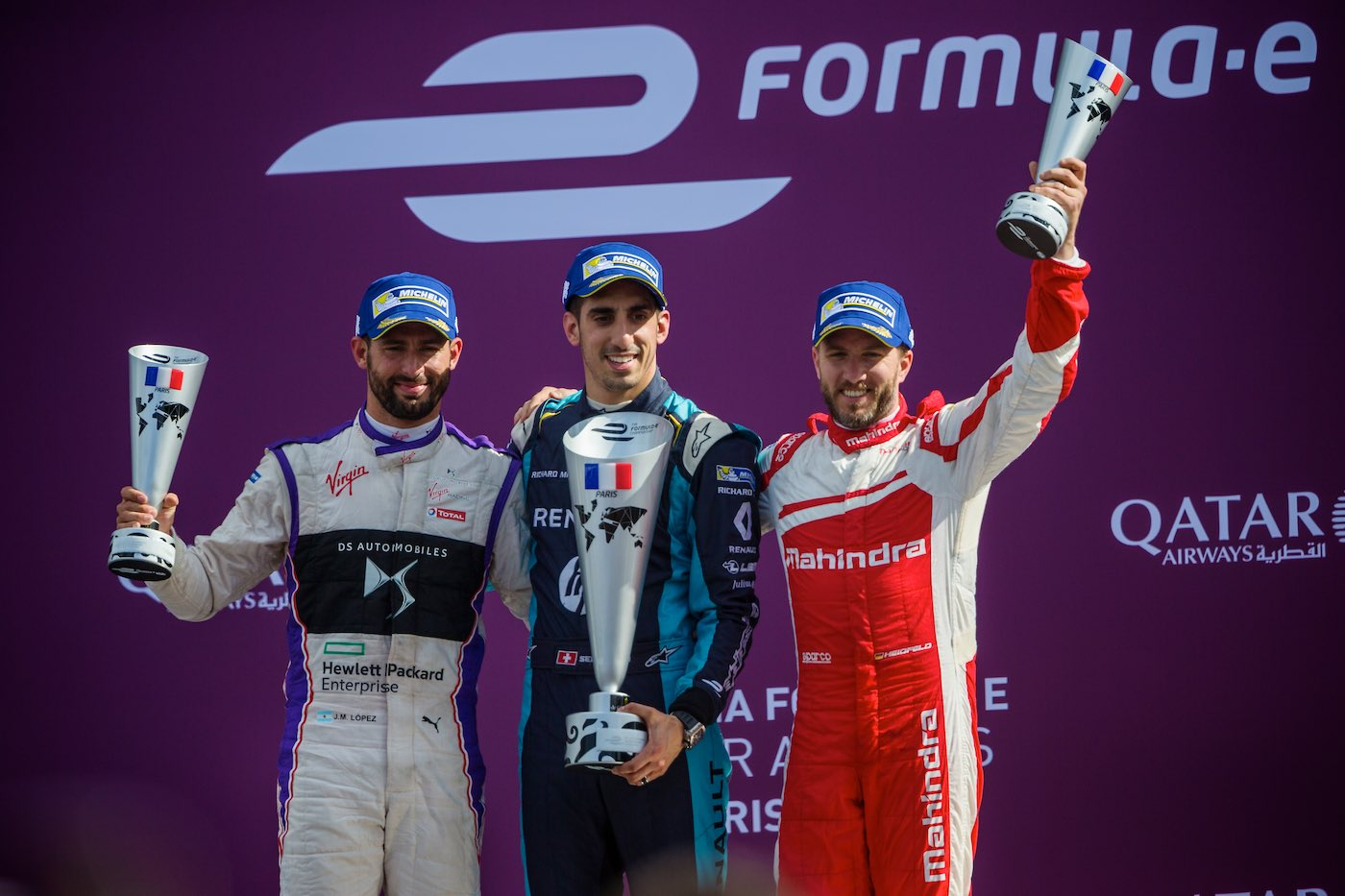 Gallery: FIA Formula E Paris
