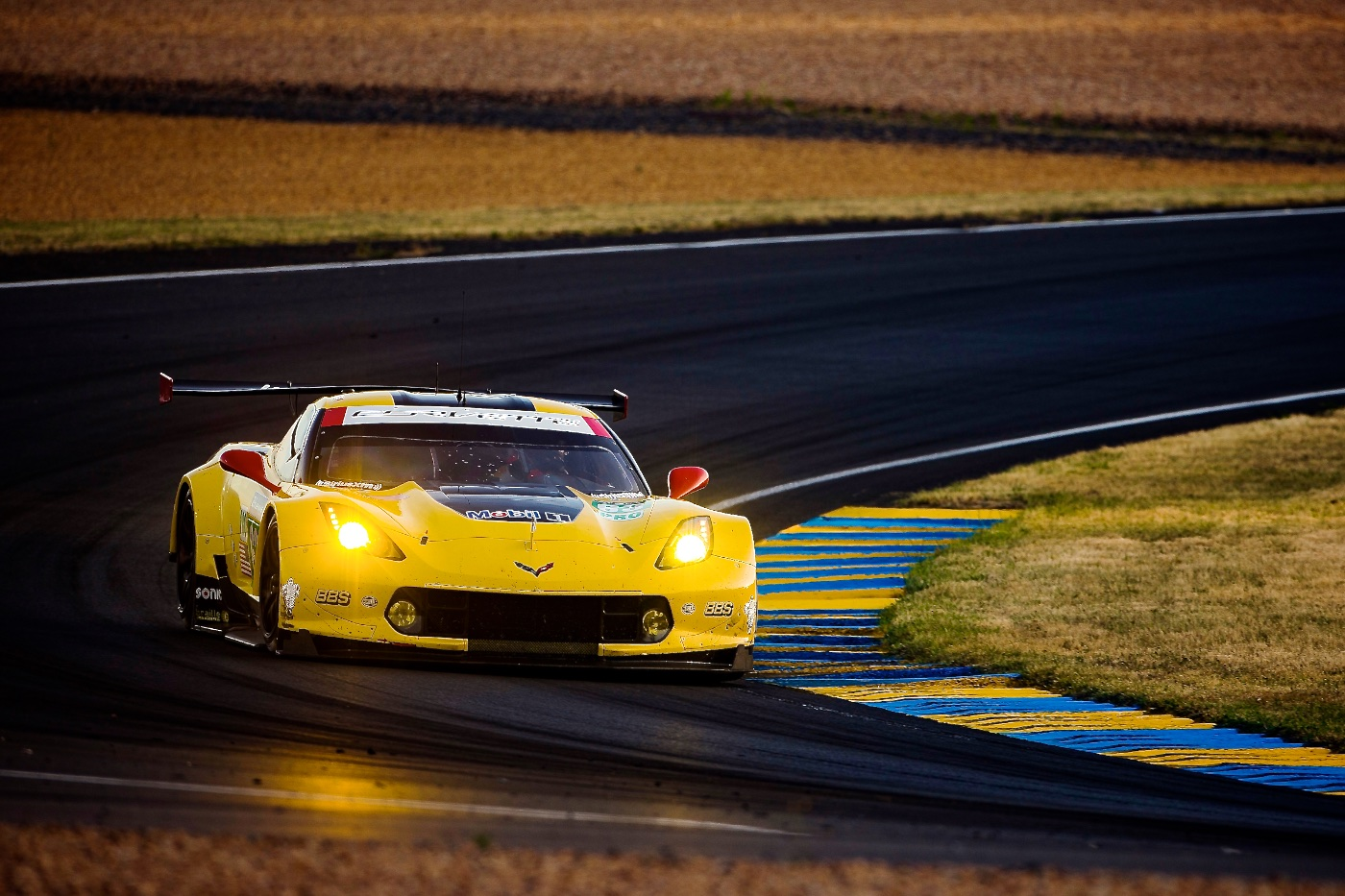 Corvette Racing Quick to Adapt