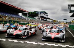 Gallery: Le Mans test day