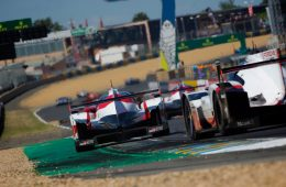Gallery: 24 Hours of Le Mans race start