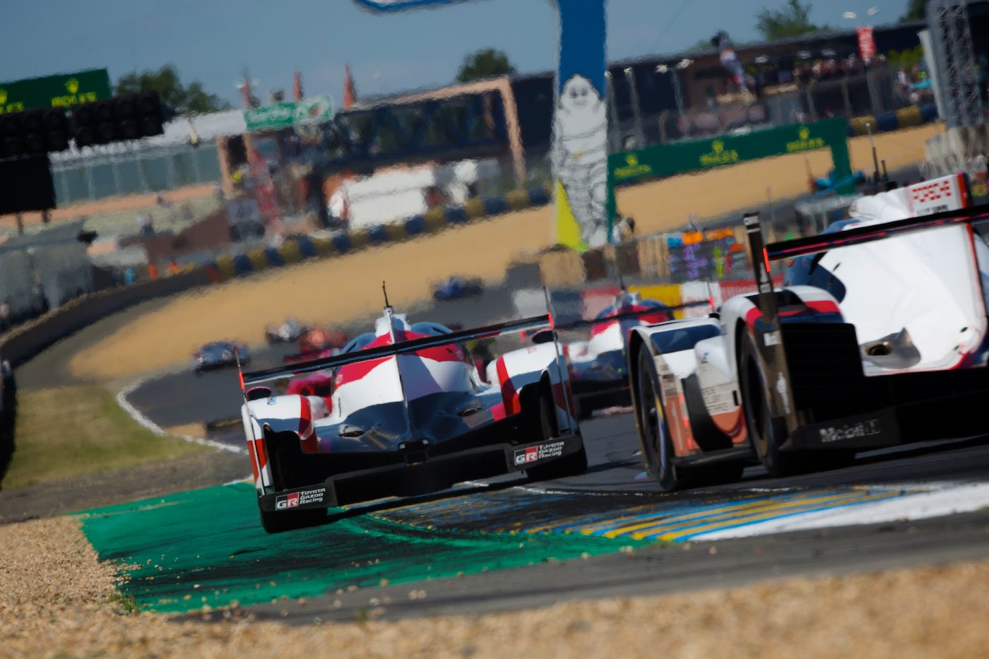 Le Mans, WEC, ELMS entry lists are out
