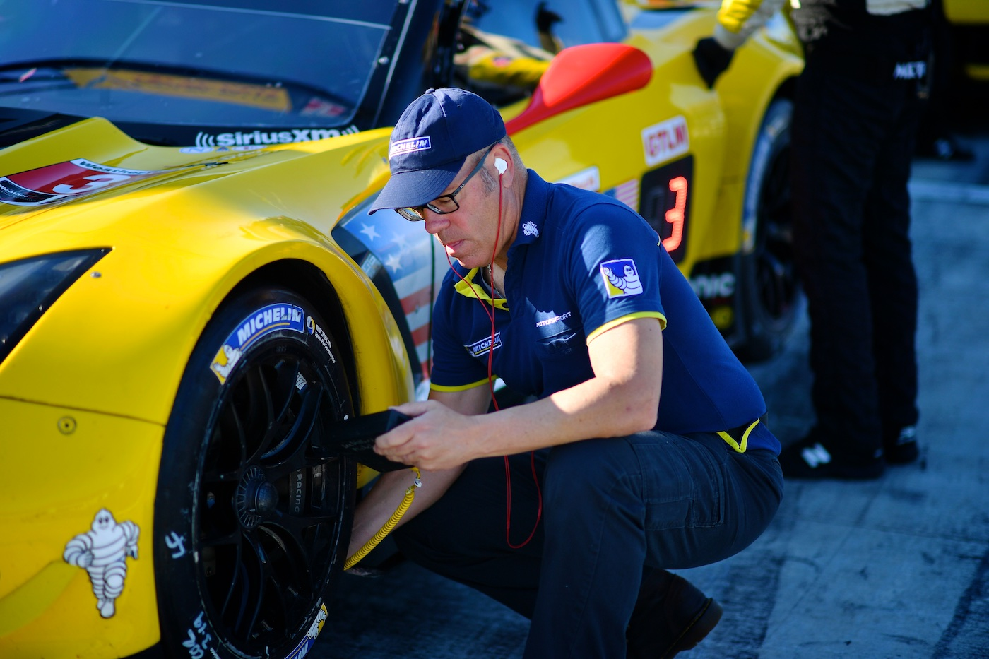 Michelin prepares for CTMP
