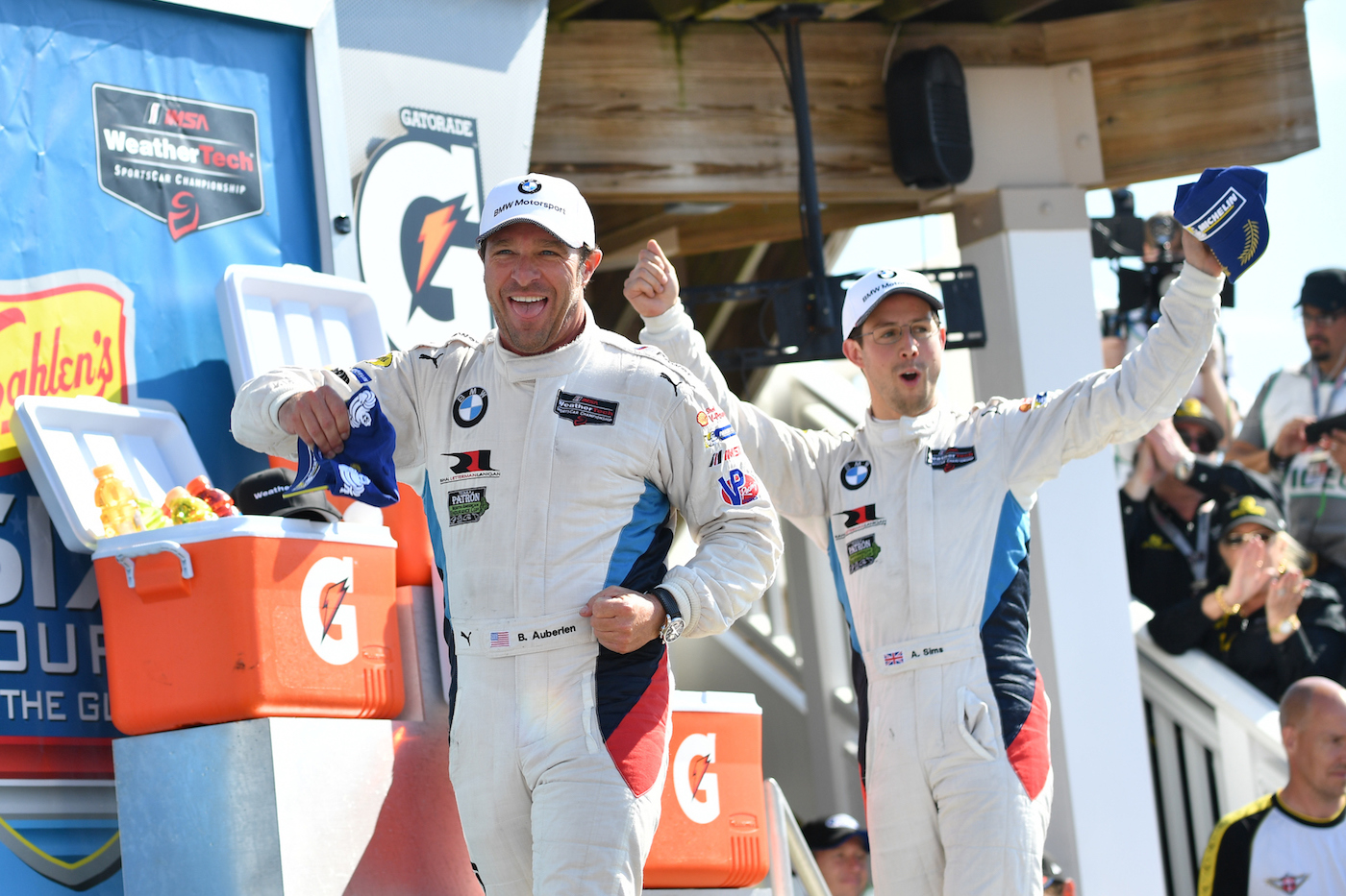 BMW scores win at Watkins Glen