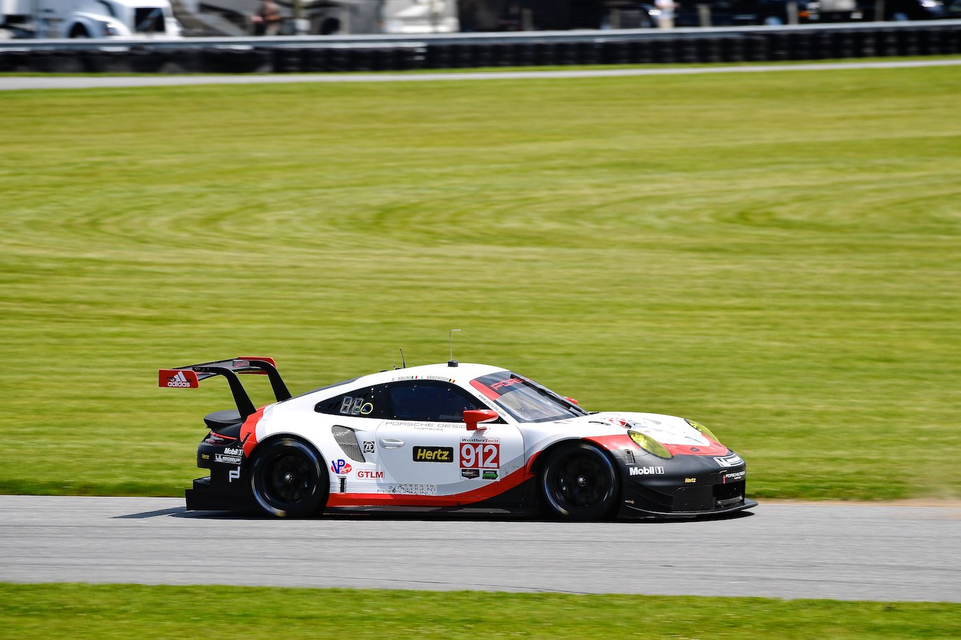 Porsche goes fastest at Lime Rock