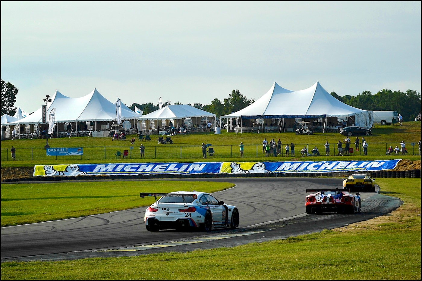michelin team up with vir