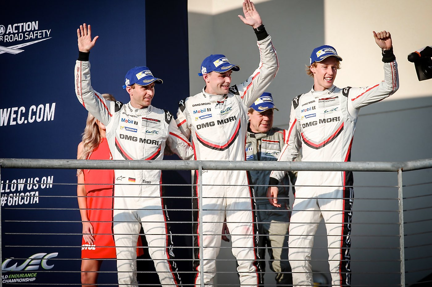 Victory for Porsche and Ferrari at COTA