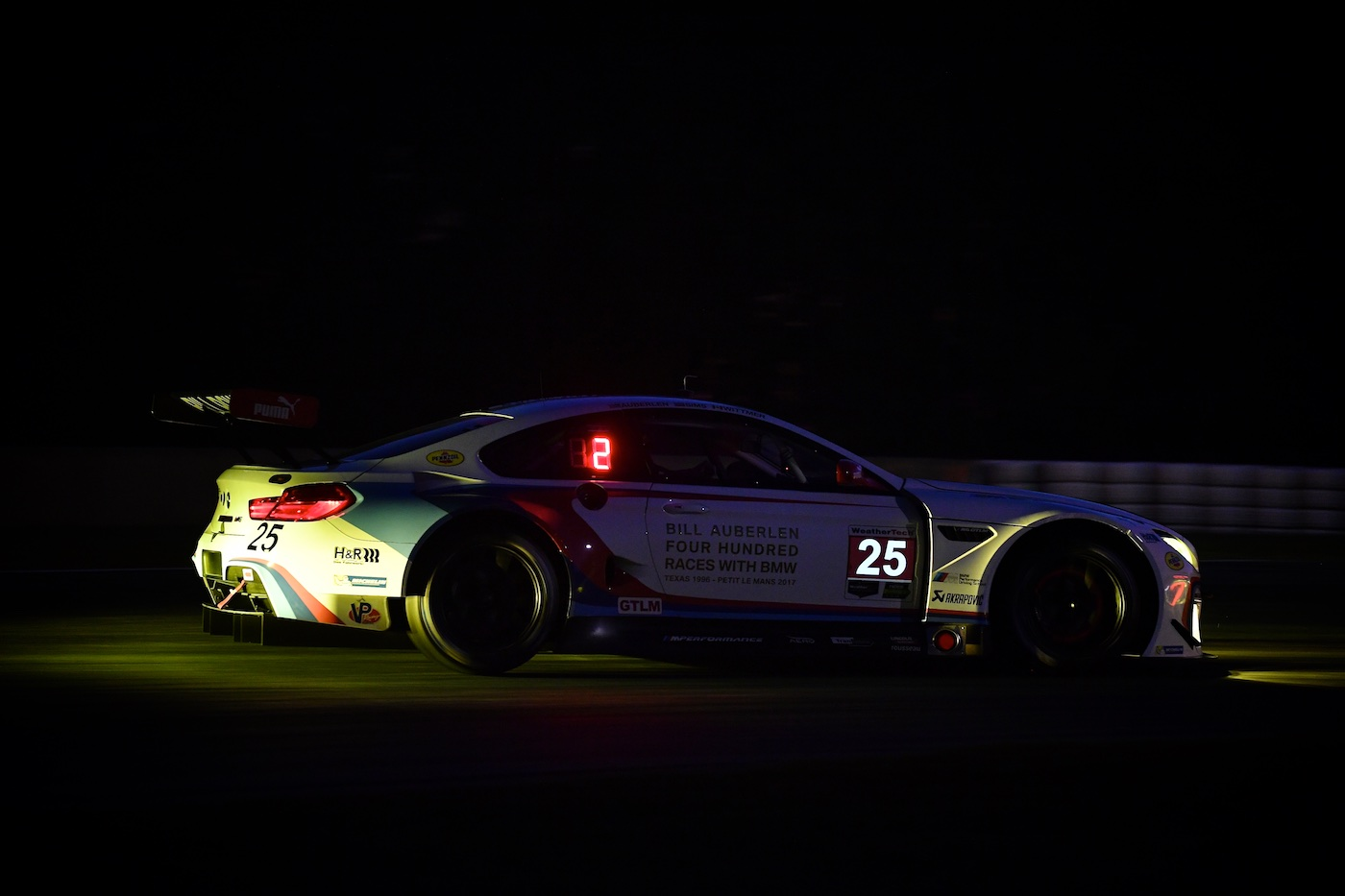 Porsche, Ferrari, BMW on top at Petit Le Mans