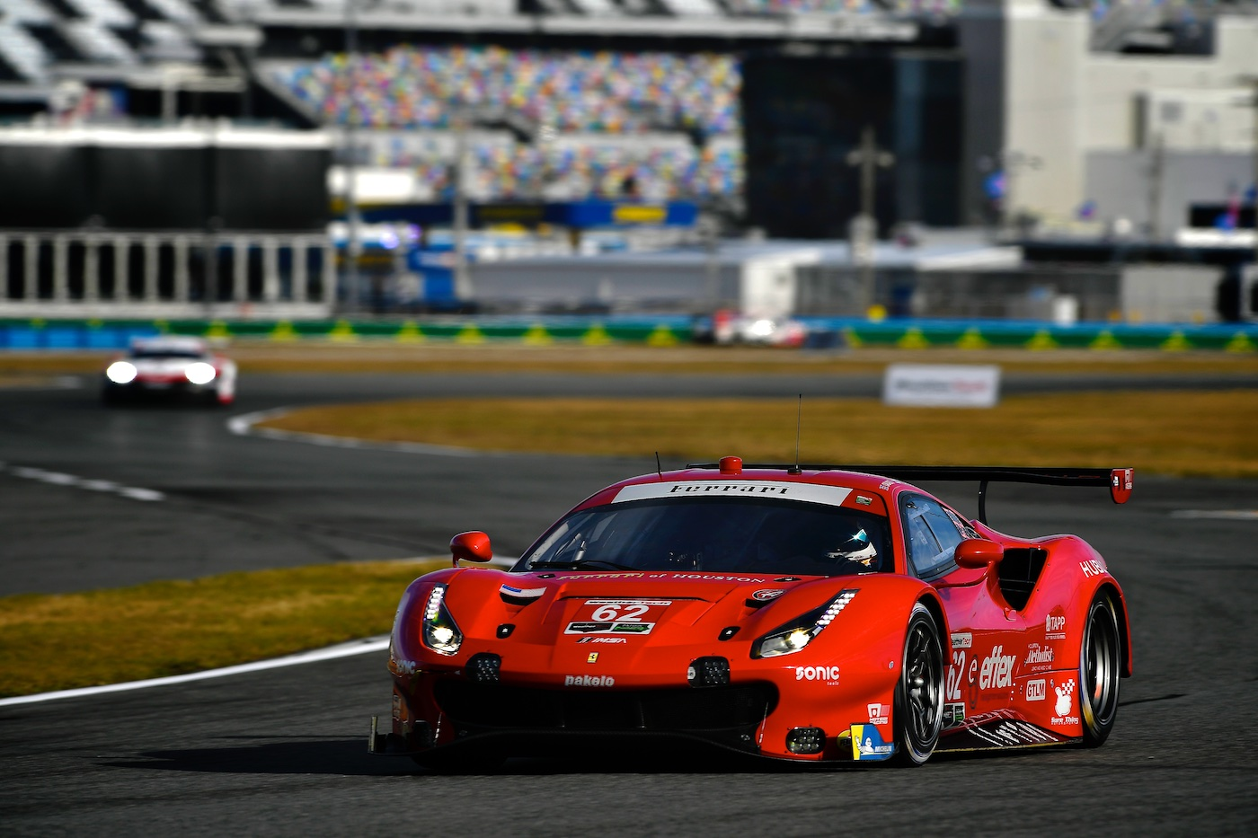 Video: Rolex 24 Thursday highlights