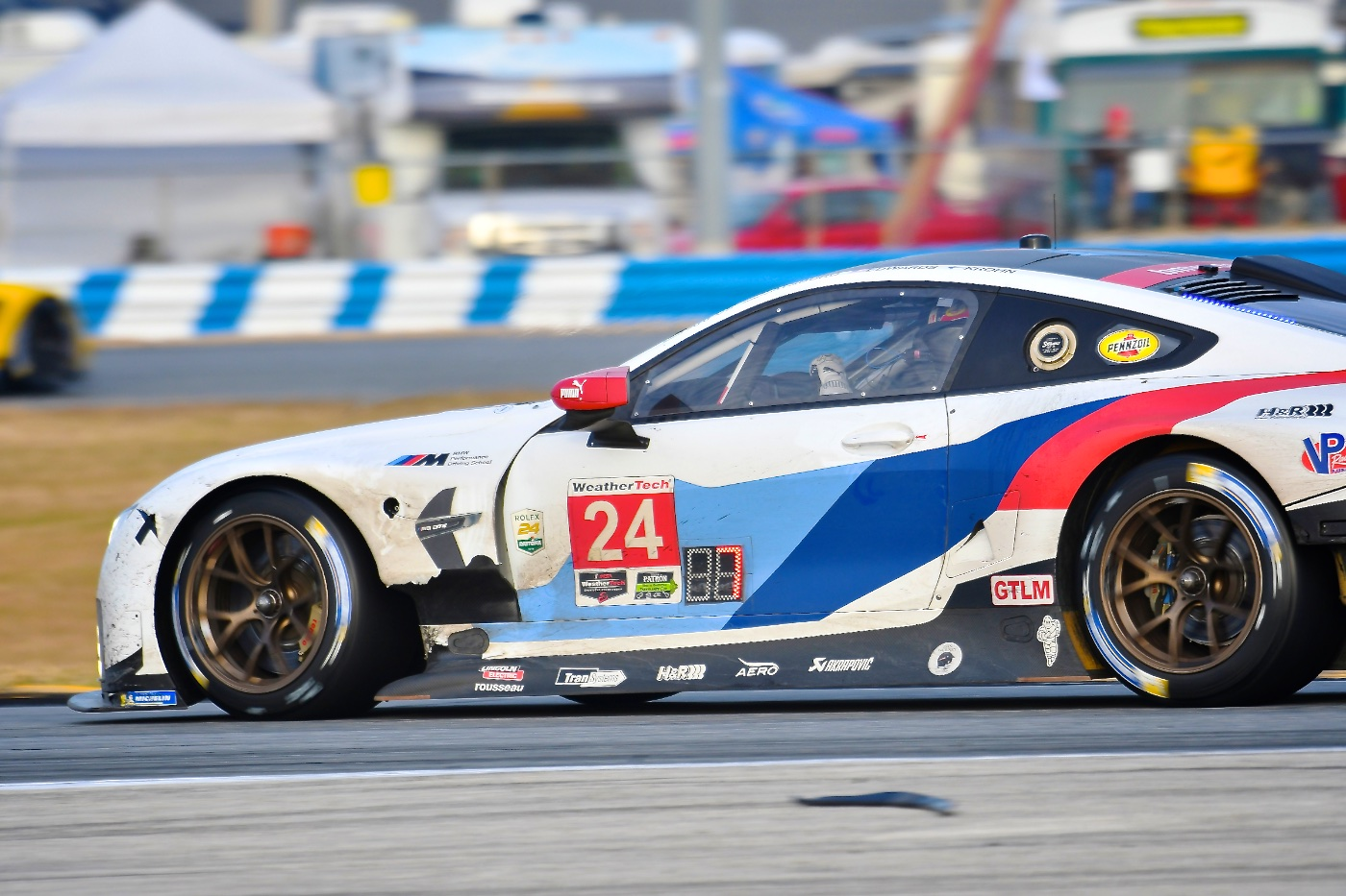 Rolex 24 download: BMW