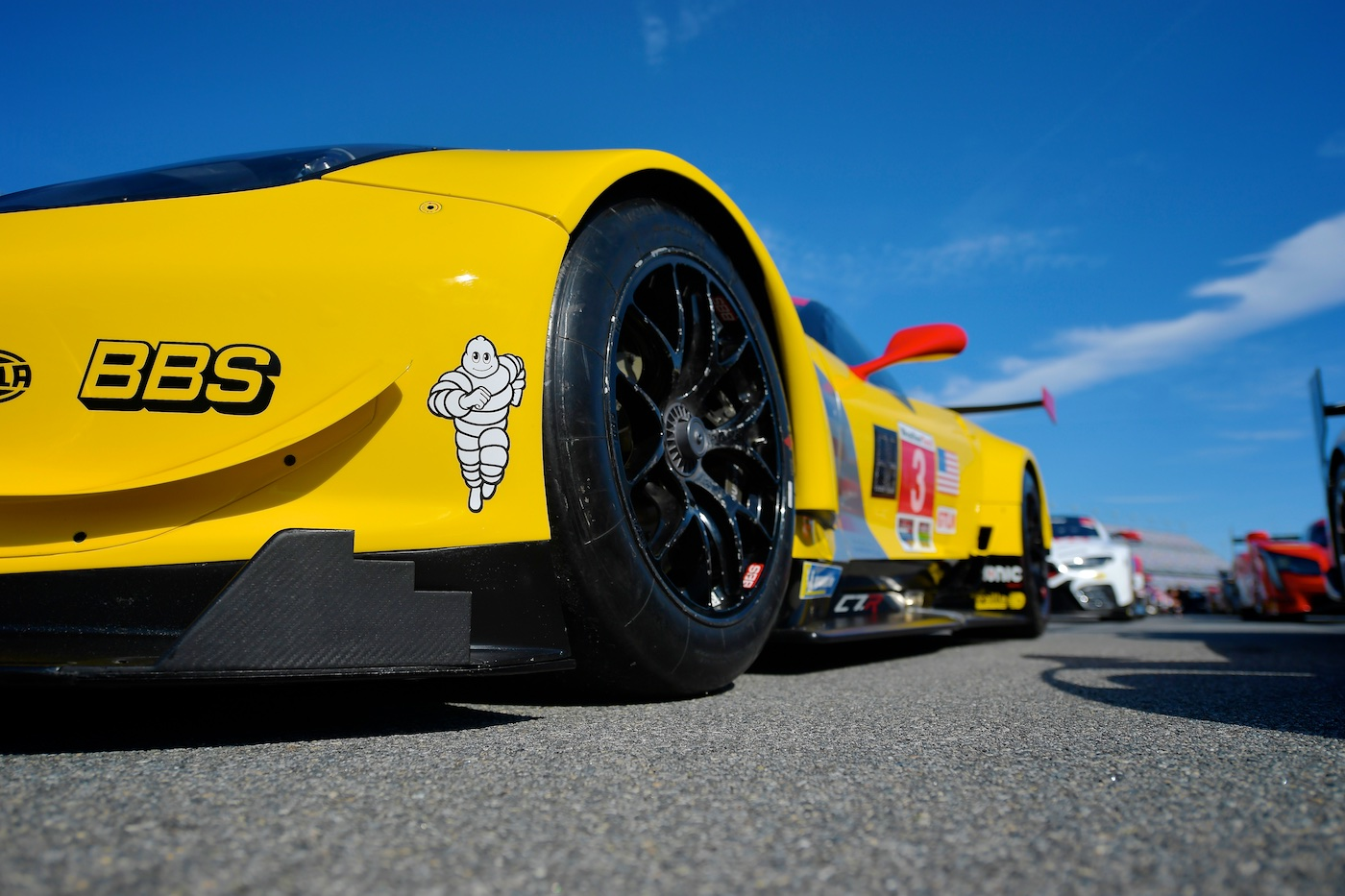 Corvette - Michelin Racing USA