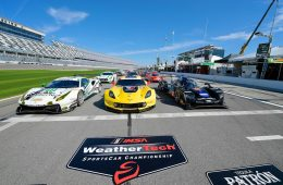 Gallery: Rolex 24 Wednesday set-up