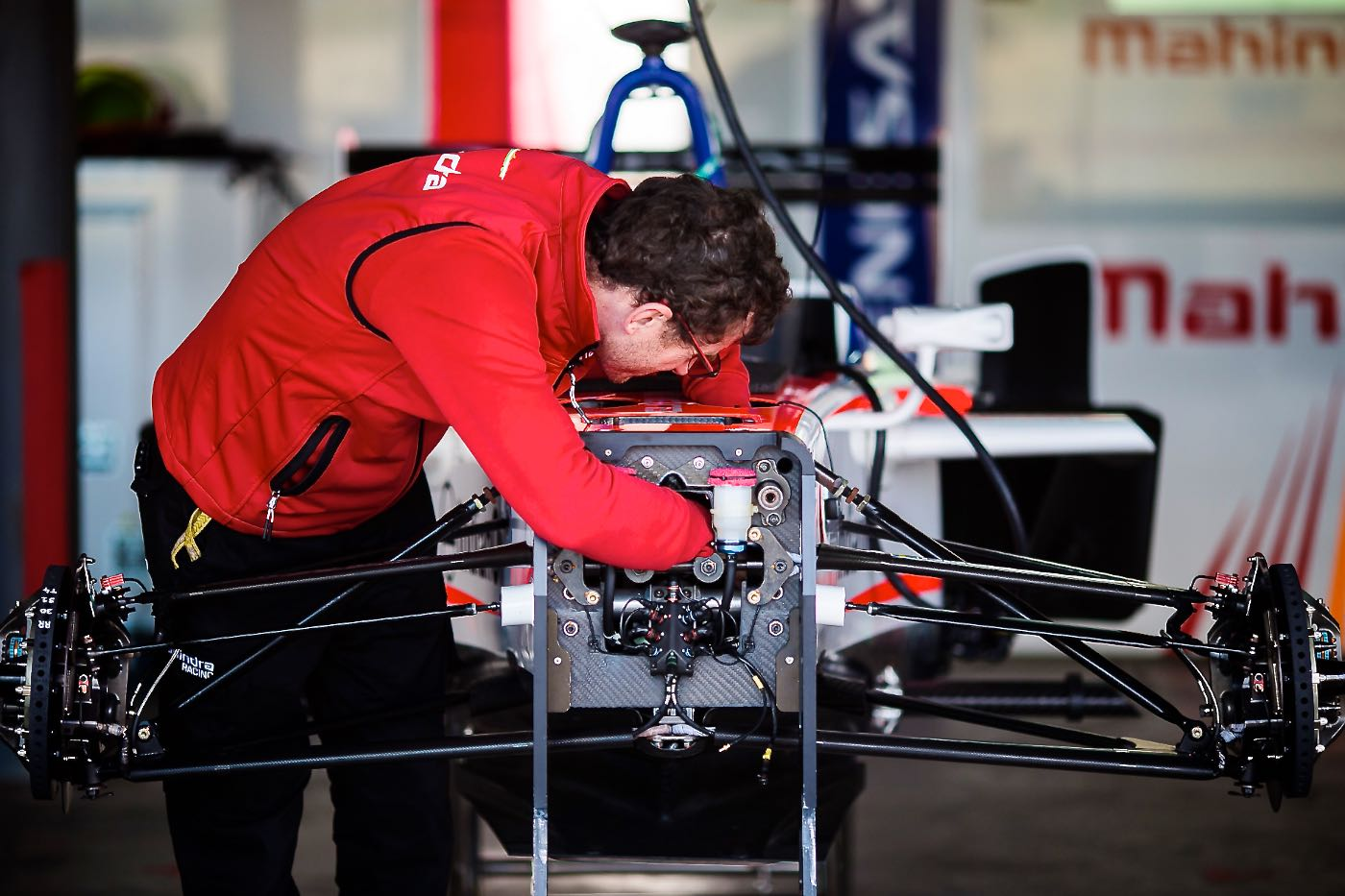 Gallery: Formula E Marrakesh Preparations