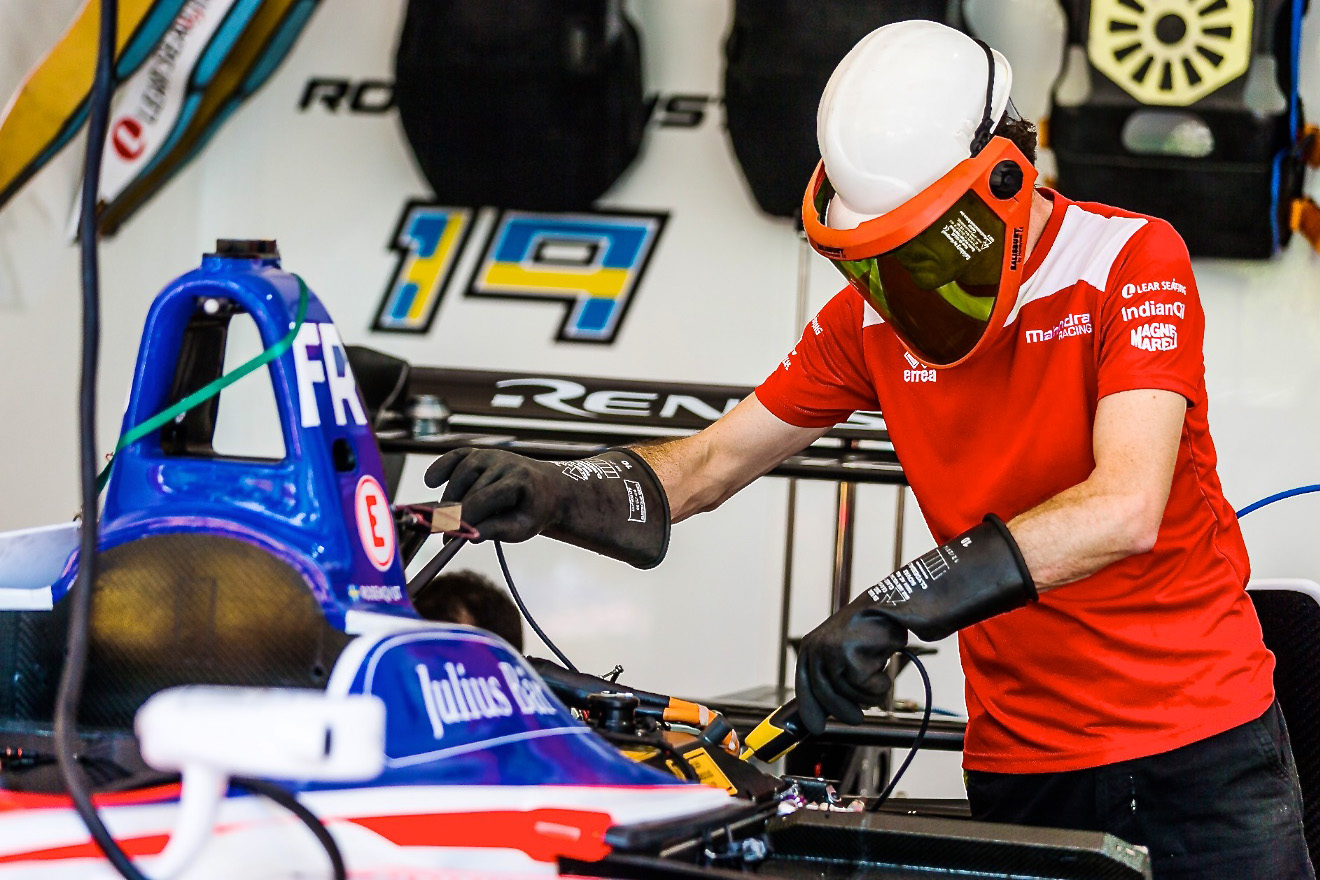 Gallery: Formula E Santiago Preparation