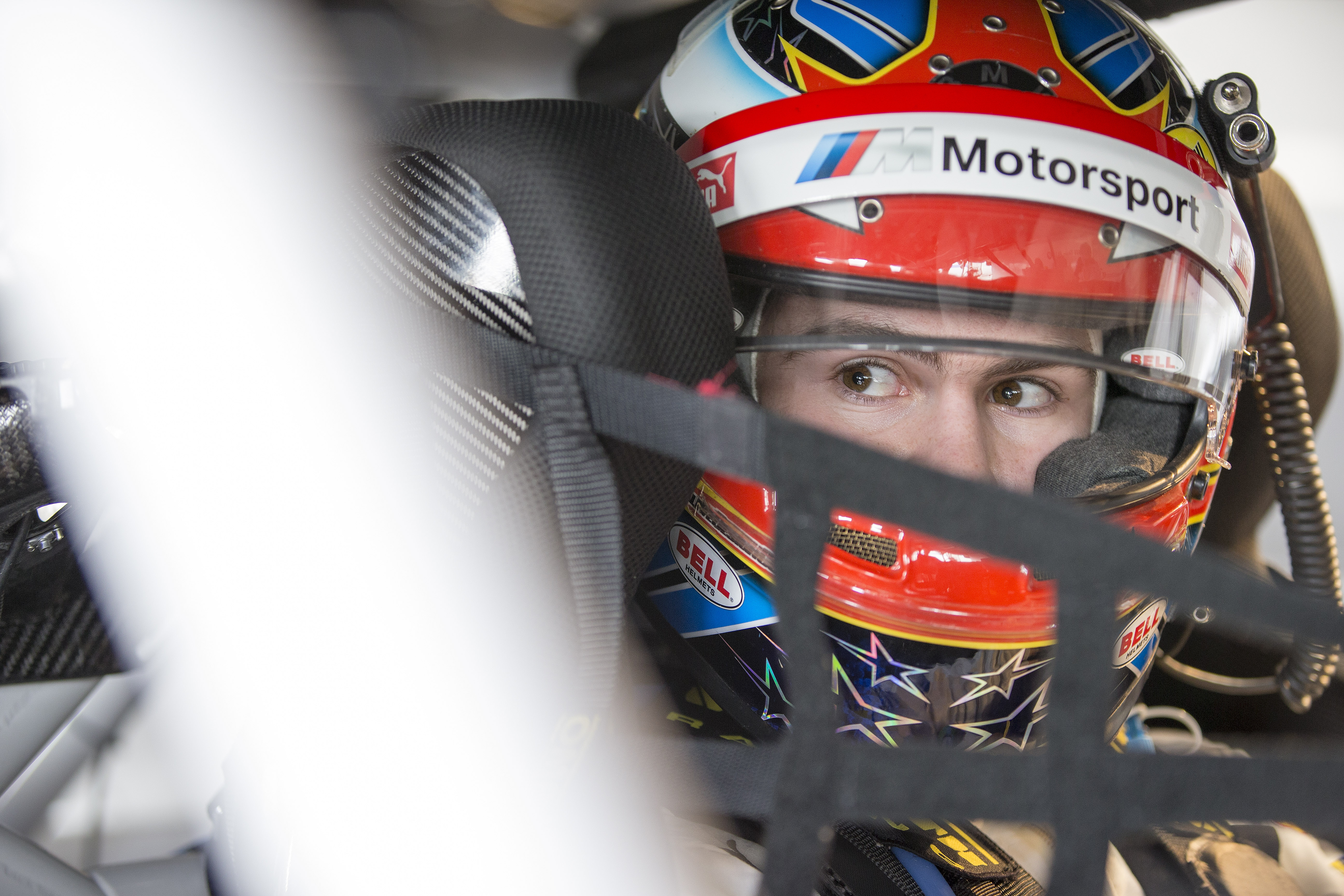 Colton Herta's BMW appointment