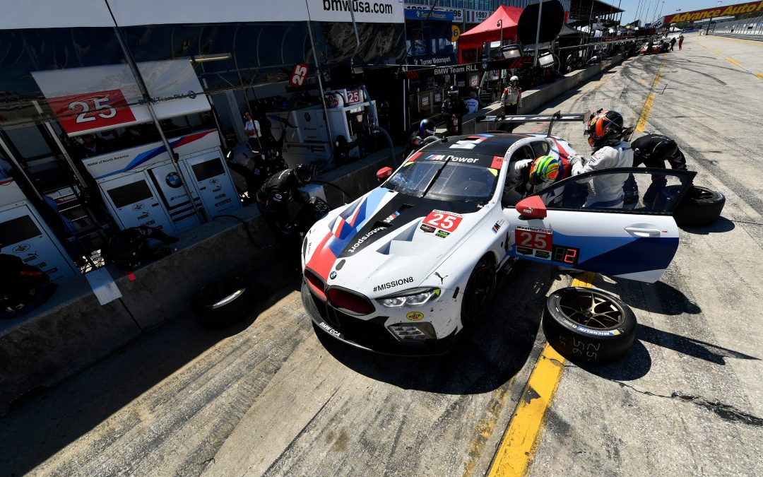 BMW leads Sebring at 6-hour mark