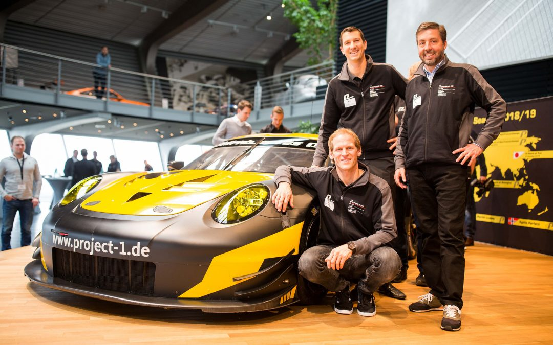 Bergmeister heads to WEC with Project 1 Porsche