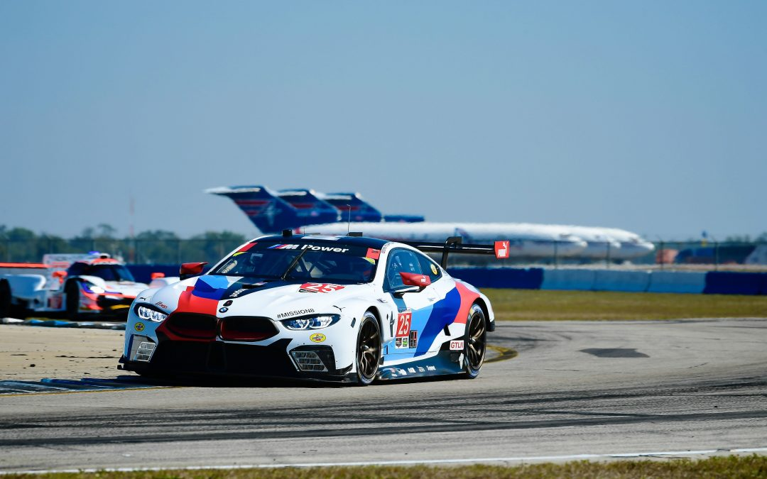 New-look BMW looks to keep rolling at Long Beach