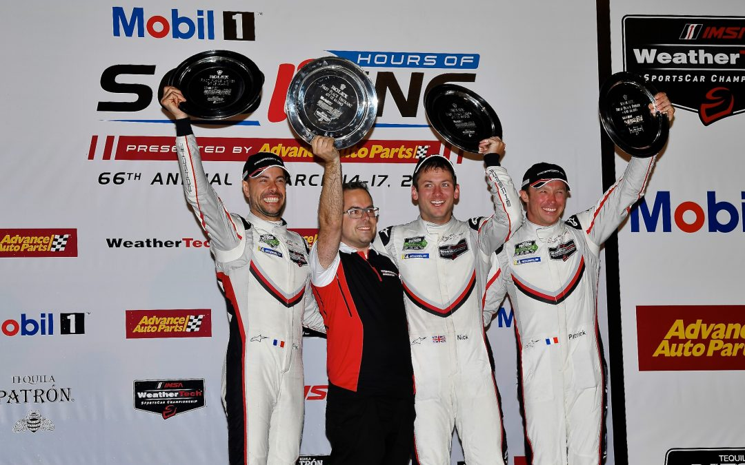 Tandy, Pilet complete IMSA's 'endurance triple crown'