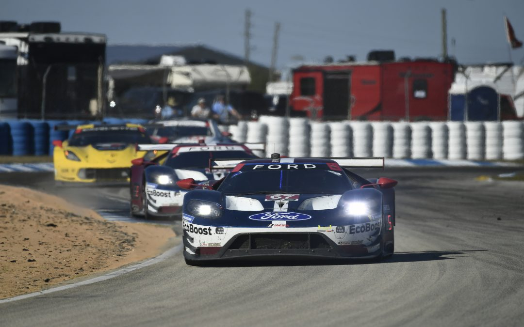 Ford GT set for first cross-continent weekend of 2018