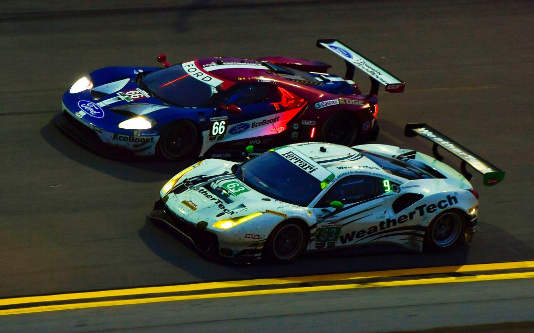 Trio of U.S.-related Le Mans notes revealed