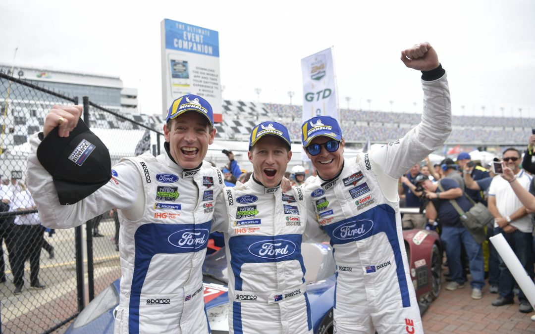 IMSA season-to-date: Ford
